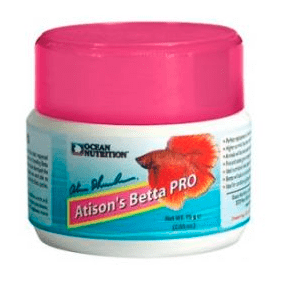 Comida para pez Betta