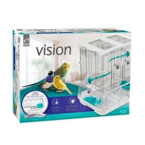 Jaula para pájaros Vision s01