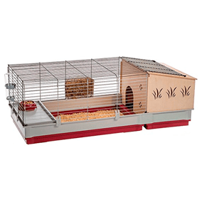 Jaula roedores Ferplast 142 cm