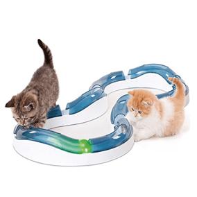 Juguete para gatos circuito
