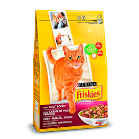 Pienso gatos adultos Friskies