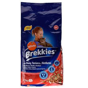 Pienso para gatos Brekkies