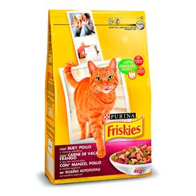 Pienso para gatos Friskies