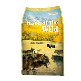 Taste of the Wild High Prairie con cordero, ciervo y bisonte