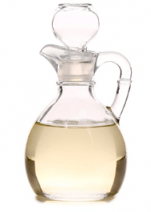 Vinagre blanco repelente