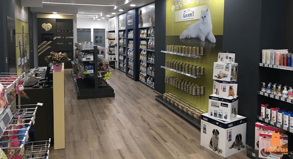 Mejores tiendas animales en Madrid