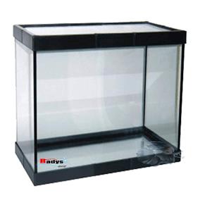 Acuario de Cristal 60l