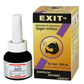 Tratamiento punto blanco EXIT
