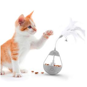 DADYPET Bola Dispensadora de Comida para Gatos