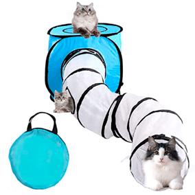 Vanplay Túnel para Gatos Plegable